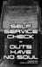 Self Service Check-Outs Hav...