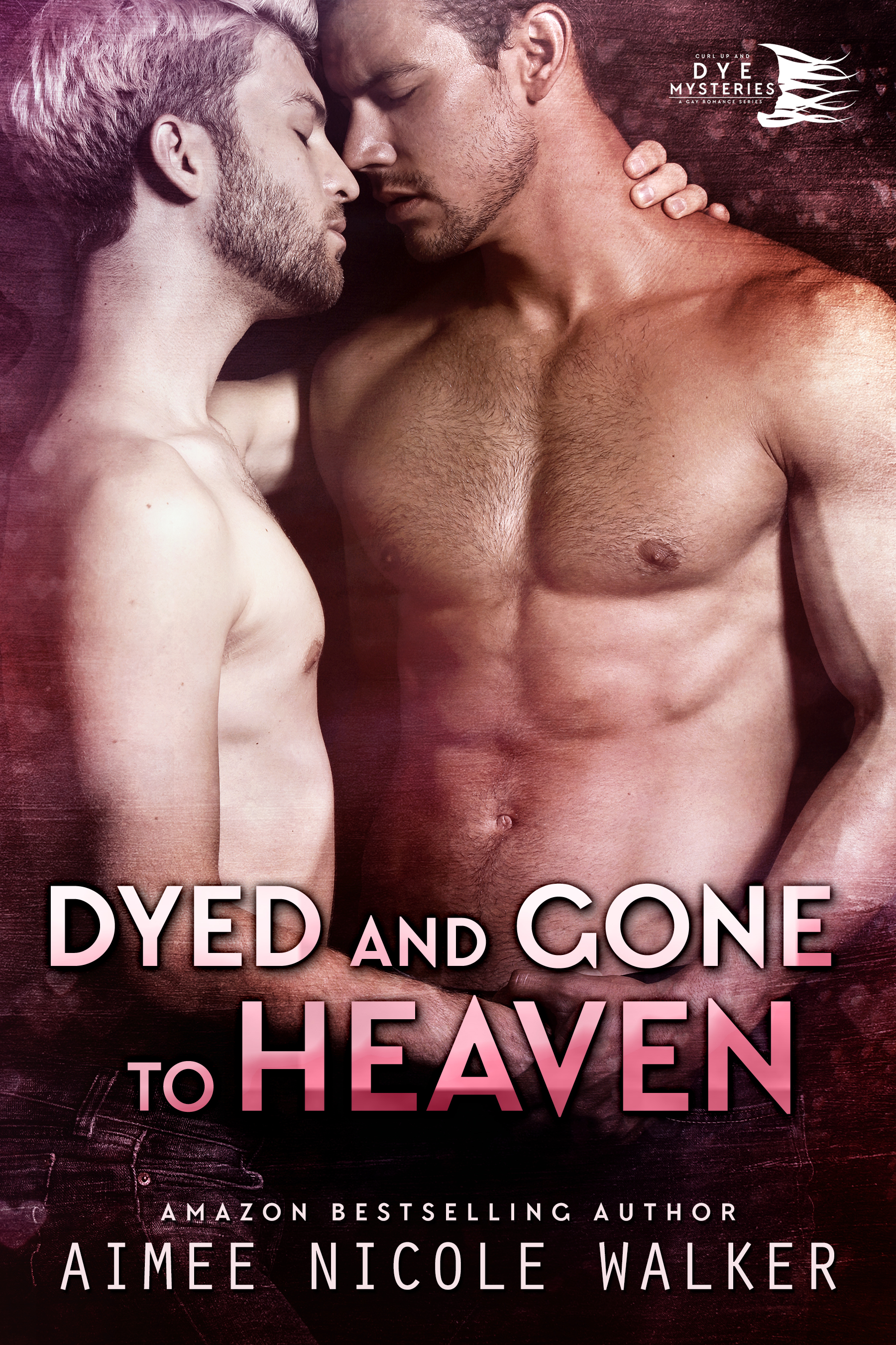 Dyed and Gone to Heaven (Curl Up and Dye Mysteries, #3)