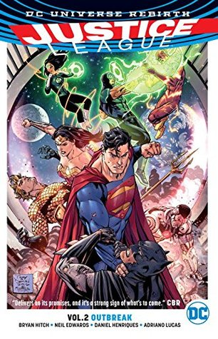 Justice League, Vol. 2: Outbreak