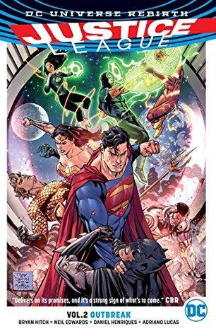 Justice League, Volume 2