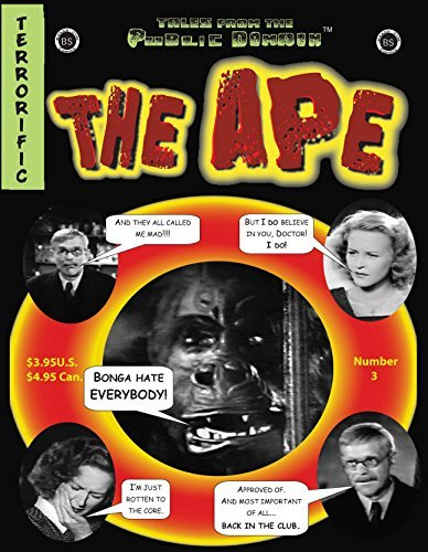 The Ape (Tales from the Public Domain Book 3)
