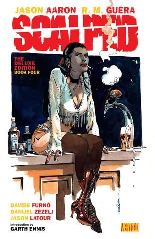 Scalped: The Deluxe Edition Book Four