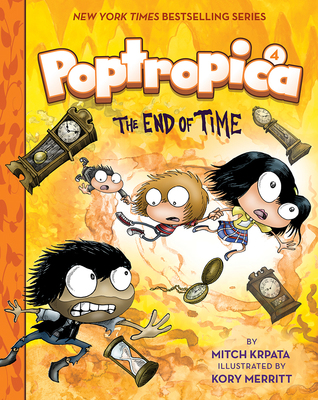The End of Time (Poptropica, #4)