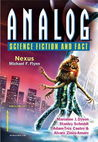 Analog Science Fiction and Fact, March-April 2017