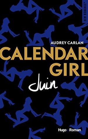 Calendar Girl - Juin