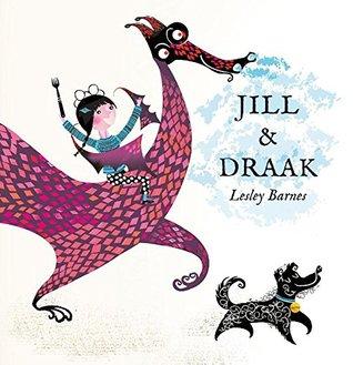 Jill & Draak by Lesley Barnes