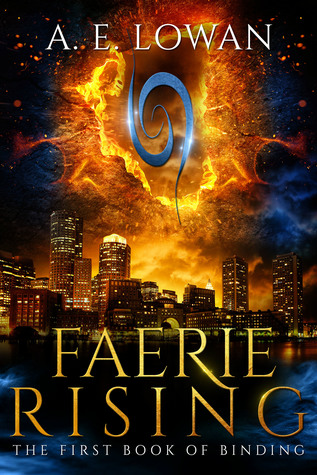 Faerie Rising (The Books of Binding, #1)