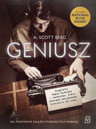 Geniusz by A. Scott Berg