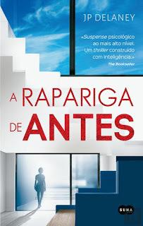 A Rapariga de Antes by J.P. Delaney