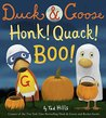 Duck & Goose Honk! Quack! Boo!