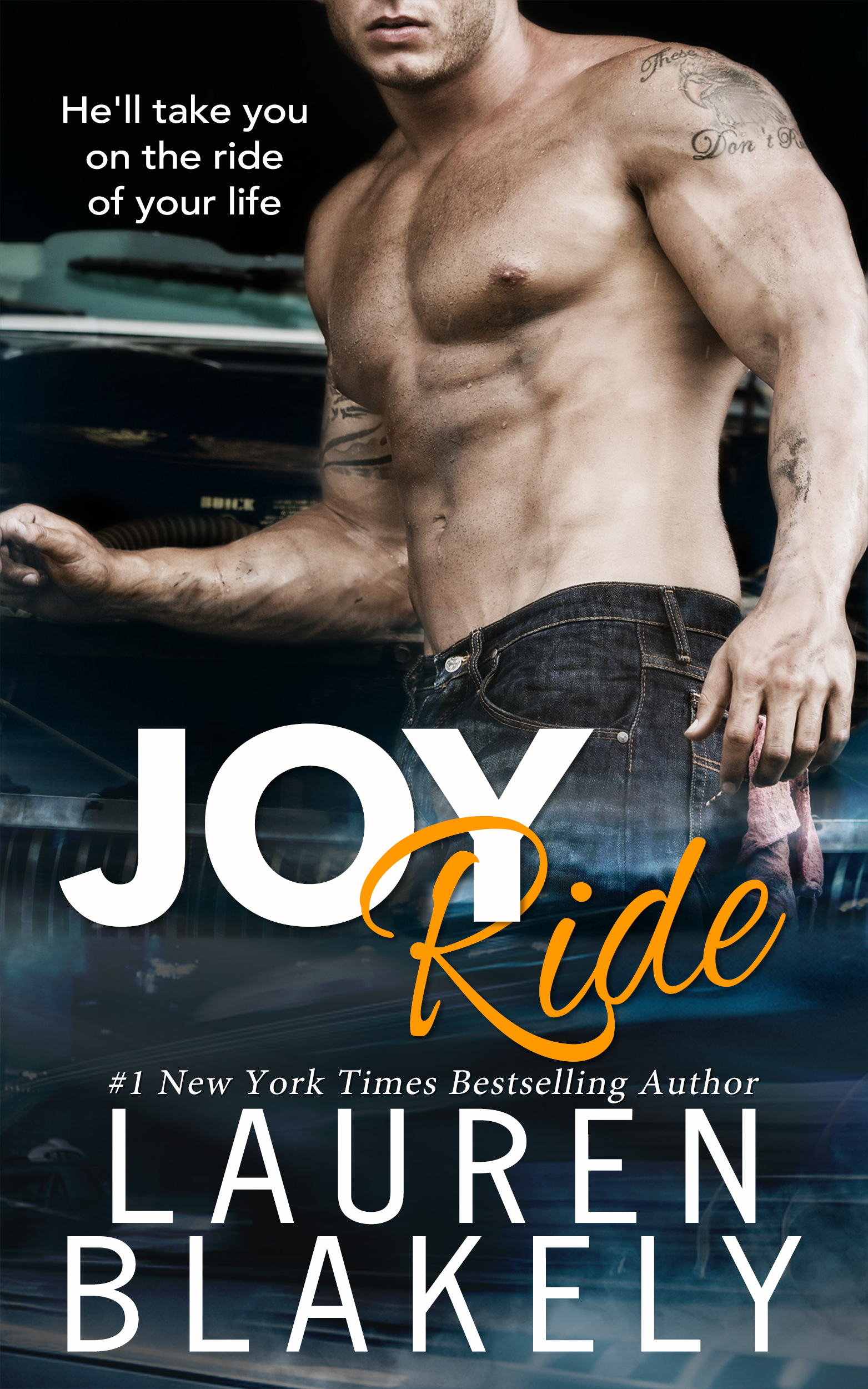Joy Ride (Big Rock #5)