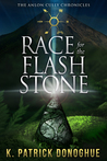 Race for the Flash Stone (Anlon Cully Chronicles, #2)