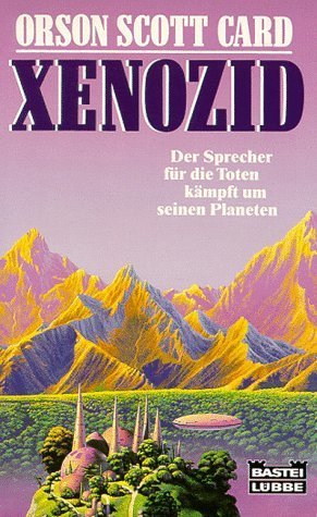 Xenozid by Orson Scott Card