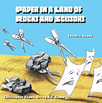 Paper in a Land of Rocks and Scissors