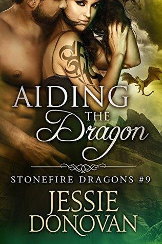 Aiding the Dragon (Stonefire Dragons, #7)