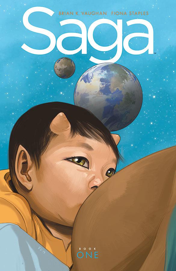 Saga: Book One