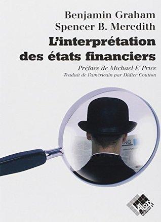 L'interpretation des Etats Financiers
