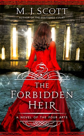 The Forbidden Heir (The Four Arts, #2)