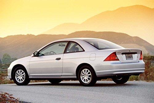 Honda Civic Coupe (2001) - Owner manual