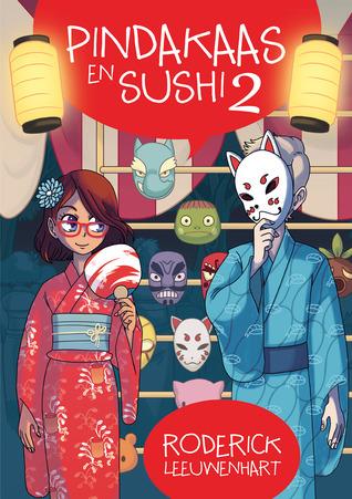 Pindakaas en sushi 2 by Roderick Leeuwenhart