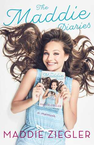 The Maddie Diaries by Maddie Ziegler thumbnail