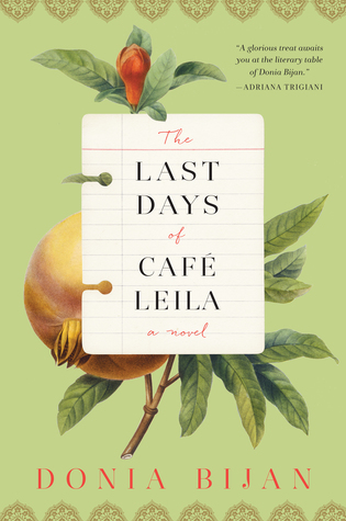 The Last Days of Café Leila