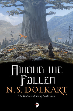 Among the Fallen by N.S. Dolkart