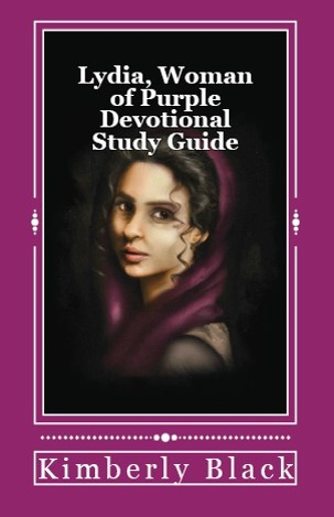 Lydia, Woman of Purple Devotional Study Guide