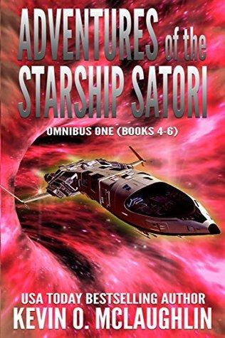 Adventures of the Starship Satori: Books 4-6 Omnibus