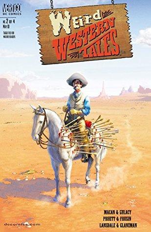 Weird Western Tales (2001-) #2