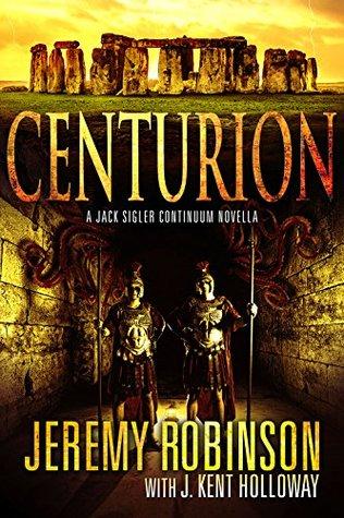 Centurion (Jack Sigler: Continuum #3)