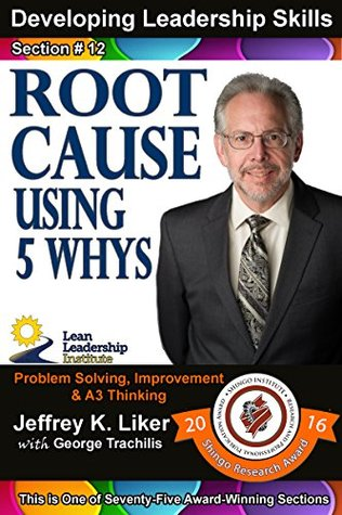 Developing Leadership Skills 12: Root Cause – Using The 5 WHY'S