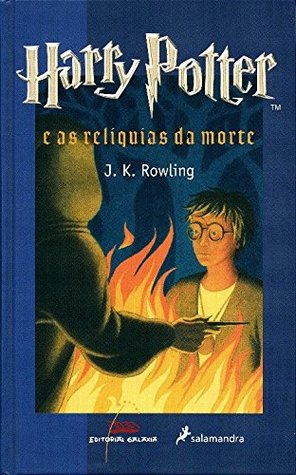 Harry Potter e as reliquias da morte (Harry Potter, #7)