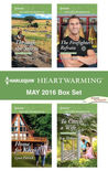 Harlequin Heartwarming May 2016 Box Set: Through the Storm / Home for Keeps / The Firefighter's Refrain / To Catch a Wife