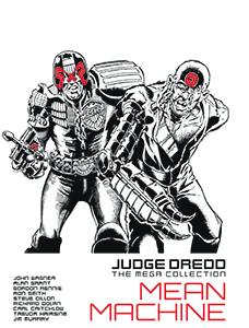 Mean Machine (Judge Dredd The Mega Collection, #26)