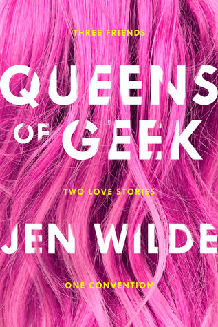 Image result for queens of geek by jen wilde
