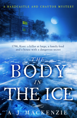 The Body in the Ice (Romney Marsh Mystery #2)