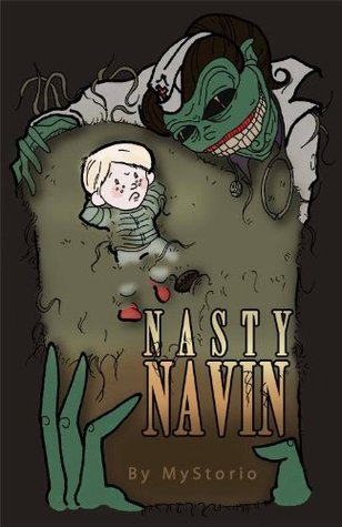 Nasty Navin (Méchant Navin) (Bilingual Me)