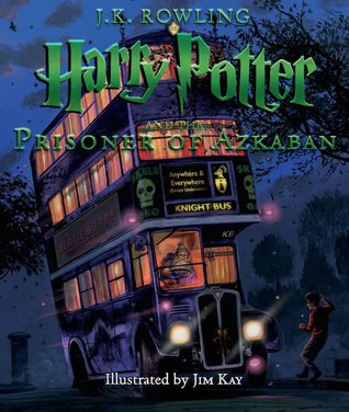 Review: (The Illustrated) Harry Potter and the Prisoner of Azkaban by J.K. Rowling