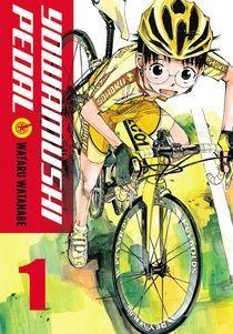 Yowamushi Pedal, Vol. 1(Yowamushi Pedal Omnibus 1)