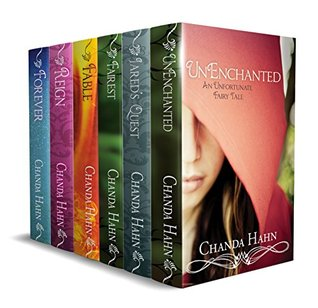 An Unfortunate Fairy Tale Complete Boxed Set(An Unfortunate Fairy Tale 1-5)