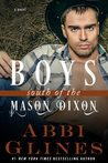 Boys South of the Mason Dixon (South of the Mason Dixon, #1)