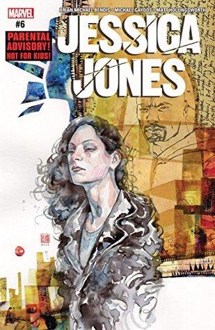 Jessica Jones (2016-) #6