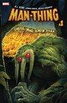 Man-Thing #1 by R.L. Stine