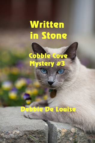 Written in Stone (Cobble Cove Mystery, #3)