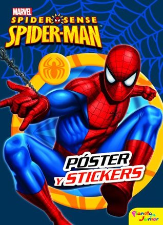 Spider-Man póster y stickers