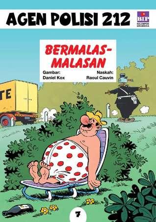 Bermalas-Malasan by Raoul Cauvin