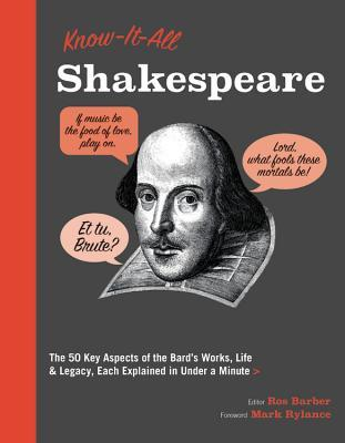 Know It All Shakespeare: 50 Key Aspects of the Bard's Works, Life & Legacy, Each Explained in Under a Minute