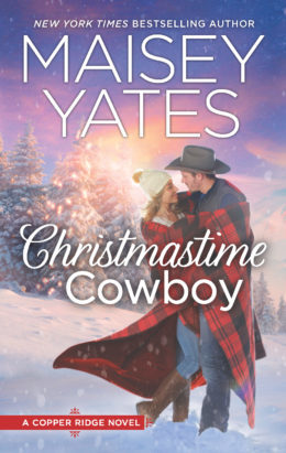 Christmastime Cowboy (Copper Ridge, #10)