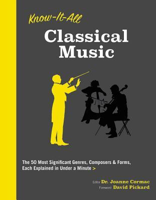 Know It All Classical Music: The 50 Most Significant Genres, Composers Forms, Each Explained in Under a Minute